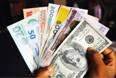 Central Bank of Nigeria sells dollars at 305/dollar on spot market