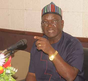 Anyone against Southern Governors resolve has hidden agenda – Ortom