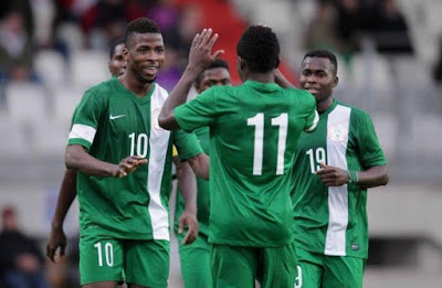 Nigeria ranked 64th in latest FIFA ranking, placed 14th in Africa
