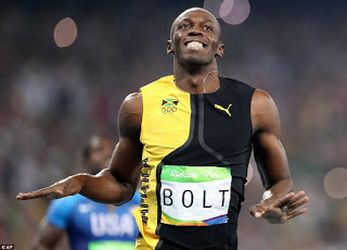 At Last!!! Usain Bolt engaged, After Wild Benders With Women