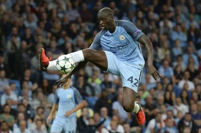 Manchester City Yaya Toure won't see the pitch until he apologises to all – Guardiola