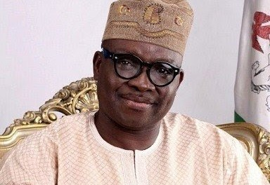 Nigerians need food on their tables, Fayose spits fire