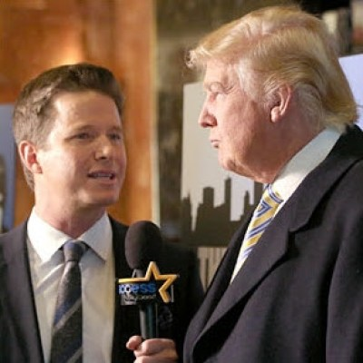 NBC suspends Billy Bush for his role on Trump lewd audio sex tape