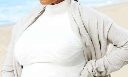 Janet Jackson, 50, finally confirms pregnancy in revealing shoot