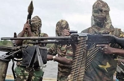 Militants engages in gun battle with soldiers in Niger Delta