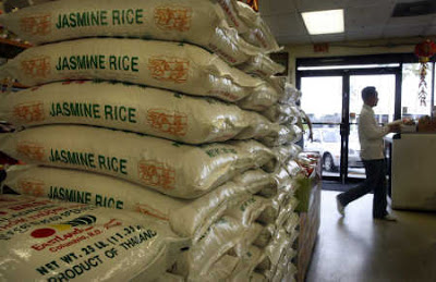 Price of rice will fall