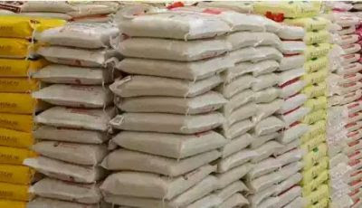 Nigerians should avoid smuggled rice, 99% not good for consumption – Customs