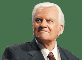 Billy Graham Daily Devotional November 25, 2017