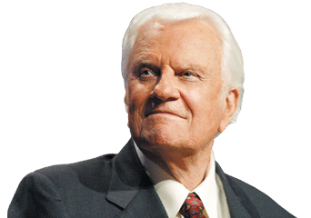 Billy Graham Devotional 18 October 2019