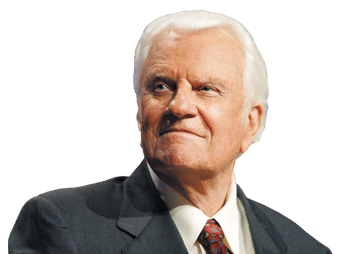 Billy Graham Daily Devotional Messages September 11, 2017 – Only Jesus