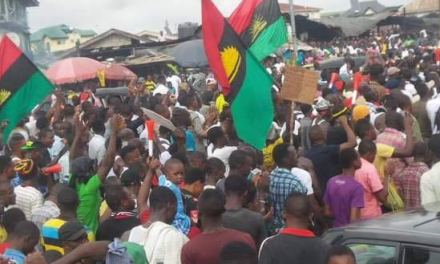 Biafran group declares session from Nigeria, names cabinet