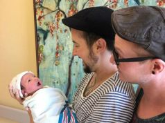 Trystan Reese - Man gives birth to baby boy U.S