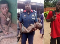 9yr old boy who was chained, tortured gets unbelievable transformation
