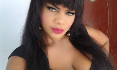 How my big breast caused an accident In Lagos - Actress, Mimi Ozakpolor
