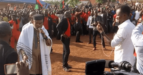 Igbo group rejects court's judgment on IPOB