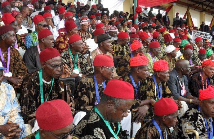 Ohaneze Ndigbo factions clash in Bayelsa