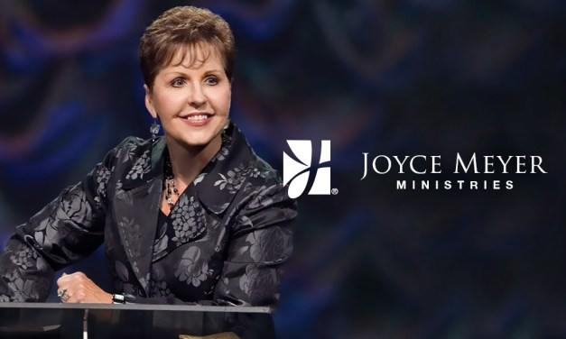 Joyce Meyer Devotional 23 July 2019 – Nudged Out of the Nest