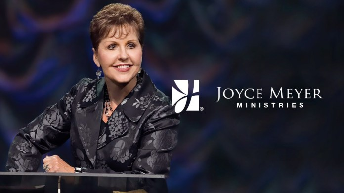Joyce Meyer Devotional 21 September 2019