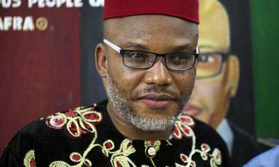 Nnamdi Kanu radio broadcast on Tuesday