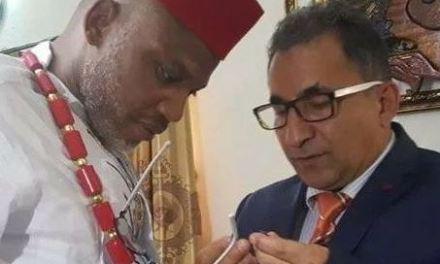 Buhari can't stop Biafra Nation with this kind of dirty games – Turkish Diplomat, Abdulkadir Erkahraman