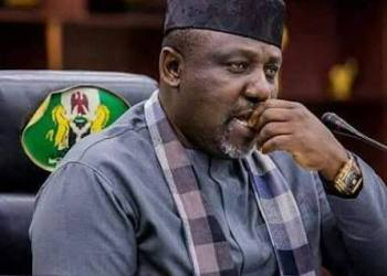 Rochas Okorocha spends second night in EFCC custody
