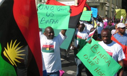 US dragged to court for not declaring Nnamdi Kanu, IPOB terrorists