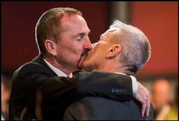 German gay couple
