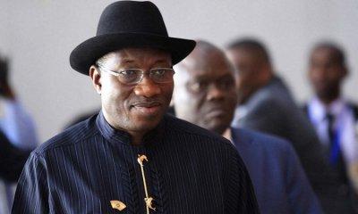 Former Nigerian President Jonathan