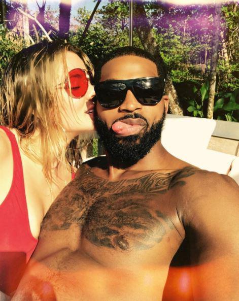 Khloe Kardashian is expecting a boy with boyfriend Tristan Thompson