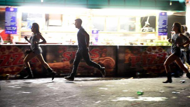 More than 50 dead, 200 injured in Las Vegas strip shooting (Updated)
