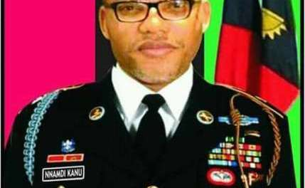 'For unlawful detention Nigerian government must pay me $800m' – Nnamdi Kanu