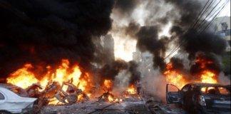 Explosion in Borno