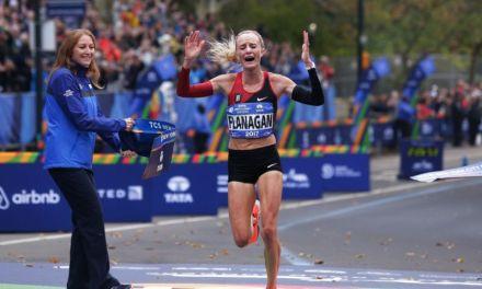 Flanagan upsets Keitany, ends US drought at NYC Marathon