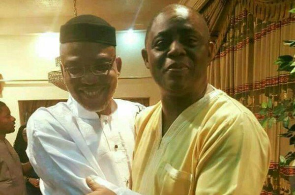 Nnamdi Kanu was kidnapped by Nigerian Army
