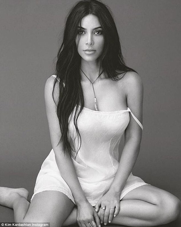 KKW Fragrance: Kim Kardashian shares new lusty photos