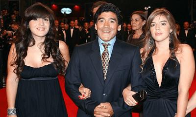 Diego Maradona wants daughter jailed