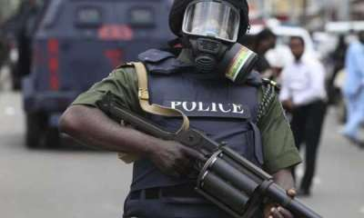Police finally rescues Benue family from kidnappers