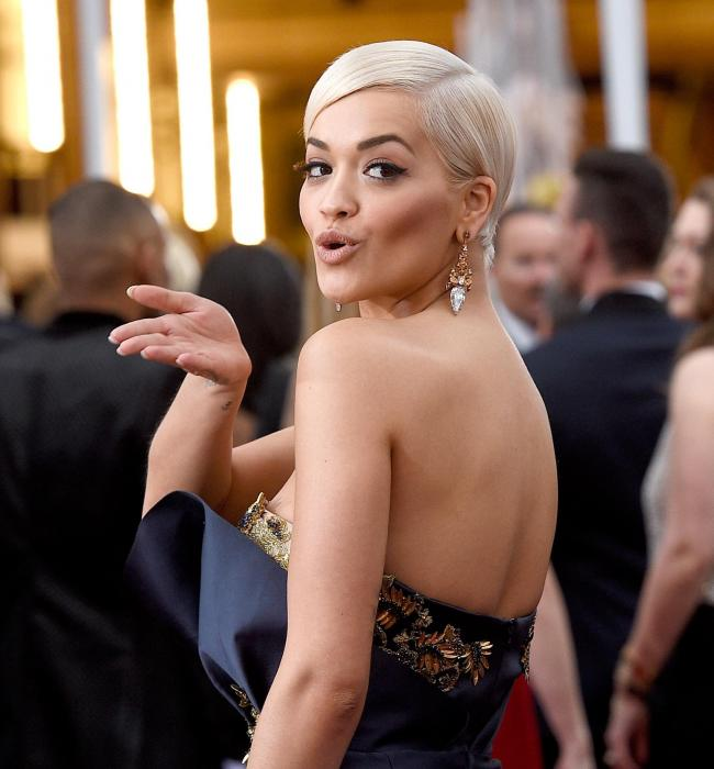 Rita Ora reveals that she has frozen her eggs