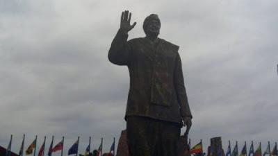 Civil Society Group Calls For Investigation Of Governor Okorocha Over N1 Billion Zuma, Johnson-Sirleaf Statues