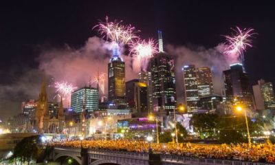 The man allegedly planned to target New Year's Eve celebrations in Melbourne