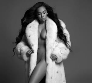 Erica Mena poses naked in sexy photos for her 30th birthday