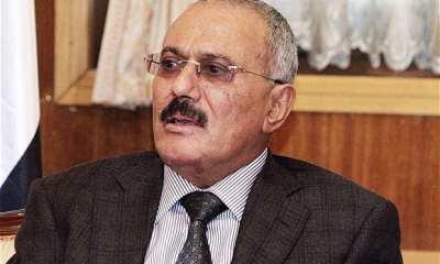 Former President of Yemen killed by rebels
