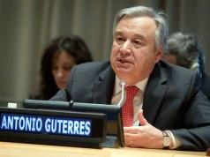 UN calls for calm over declaration of Jerusalem as Israel's capital