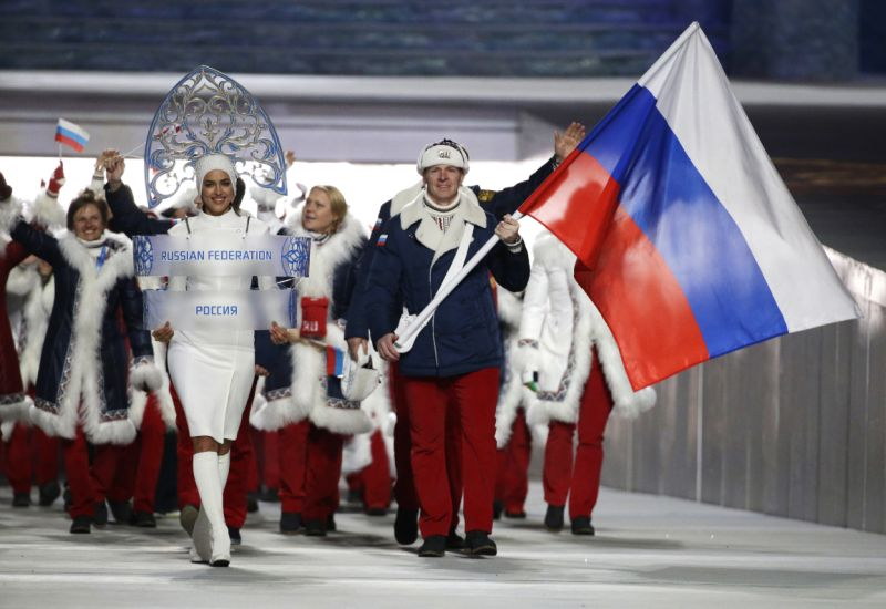 Russia ban from Olympic 2018