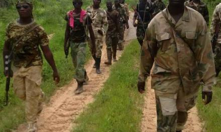 'We are suffering in Sambisa forest, Nigerians should pray for us' – Soldier pleads