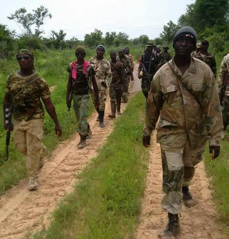 'We are suffering in Sambisa forest, Nigerians should pray for us' - Soldier pleads