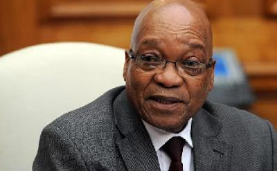 Vice President of South African says he believes woman who accused Zuma of rape