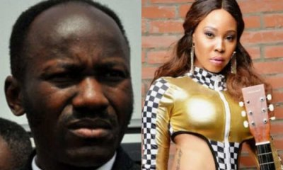 Stephanie Otobo confesses she lied against Apostle Suleman