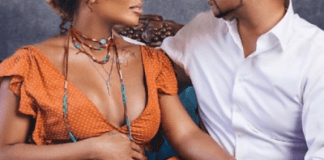 Eva Marcille shares pregnancy photoshoot with fiance