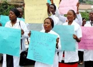 Federal health workers begin nationwide strike